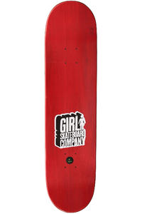 "Girl Koston Big Girl 3D 8"" Deck"