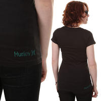 Hurley One & Only Icon T-Shirt women (black)