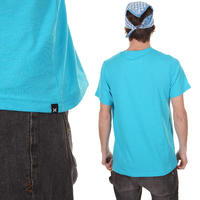 Hurley One & Only Color Bar T-Shirt (heather cyan)