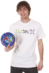 Hurley One & Only Dimension T-Shirt (white)