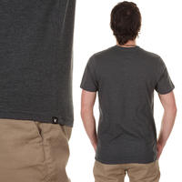 Hurley One & Only V-Neck T-Shirt (heather black)