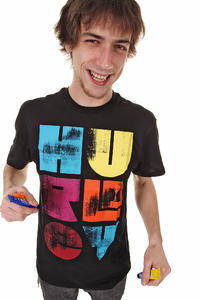 Hurley Shapes T-Shirt (black)