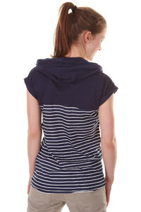 Ragwear Cougar B Top m. Kapuze  women (midnight stripes)