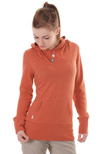 Ragwear Chelsea Hoodie women (autumn red)
