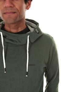 Ragwear Twins Club Hoodie (pine green)