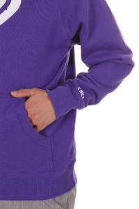 C1RCA Icon Zip-Hoodie (purple)