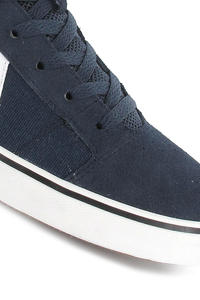 Converse Badge II Ox Suede Schuh (athletic navy white black)
