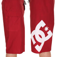 DC Lanai Essential 4 Boardshorts (deep red)