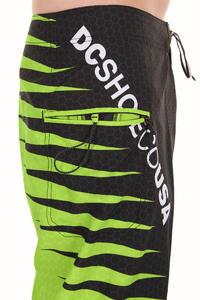 DC Carnivore Boardshorts (lime)