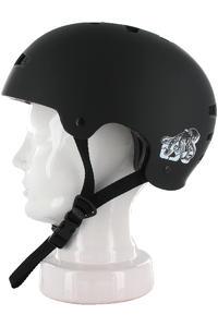 TSG Kraken Helm (flat black)