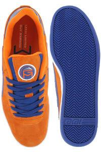 Lakai Guy XLK Suede Schuh (orange)