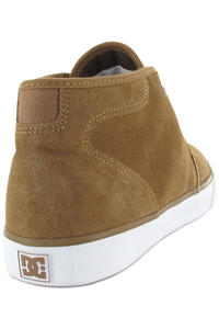 DC Studio Mid Shoe (chestnut brown)