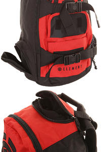 Element Hexachrome Rucksack (tango red)