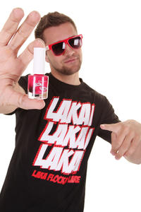 Lakai Laka Flocka T-Shirt (black)