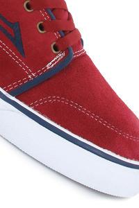 Lakai Carlo Suede Schuh (red)