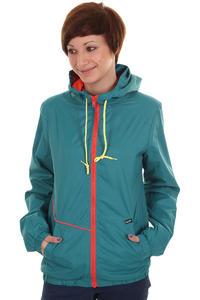 Volcom Not So Classic Windbreaker women (vibrant turquoise)