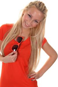 Volcom Stone Only T-Shirt women (fire red)