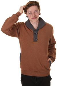 Turbokolor Frank Hoodie (brown)