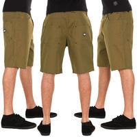 Turbokolor Shorty Shorts (olive green)