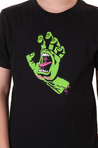 Santa Cruz Screaming Hand T-Shirt kids (black)