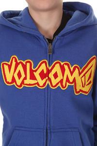 Volcom Punk Locker Zip-Hoodie kids (electric blue)