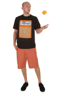 Volcom Frickin Too Shorts (burnt orange heather)