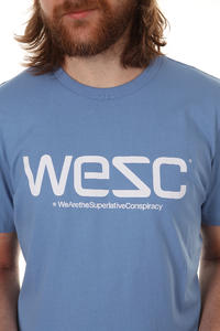 WeSC WeSC T-Shirt (blue eyed mary)