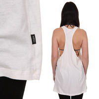 WeSC Billie Tank-Top women (winter white)