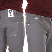 Sweet Slim Colored Jeans (grey)