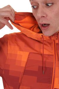 Volcom Calafia Jacket (electric orange)