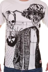 Matix Plantatin Gothic T-Shirt (white)