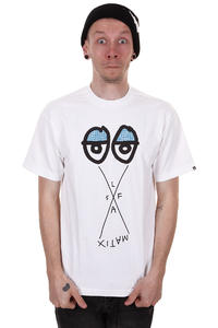 Matix Peepers T-Shirt (white)