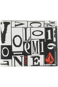 Volcom Boldface Large Wallet (fire red)