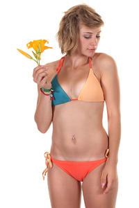 Nikita Nellie Bikini women (ocean depths peach cobbler nastu)