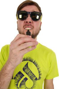 Iriedaily Laser Glyph T-Shirt (lime green)