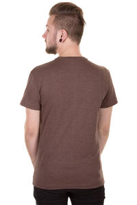 Iriedaily No Matter 4 T-Shirt (brown melange)