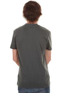 Iriedaily Upside Down 2 T-Shirt (anthracite)