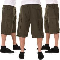 Forvert New Appendix Shorts (olive)