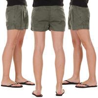Forvert Dana Shorts women (olive)