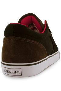 Dekline Archer Schuh (brown black red)