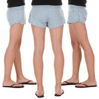 Nike SB TS4YL Shorts women (light blue grey heather)