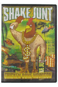 Shake Junt Chicken Bone Nowison DVD