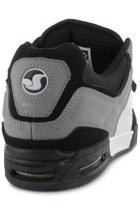 DVS Squadron Nubuk Shoe (black white)