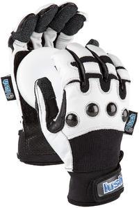 Lush Race Deluxe Slide Gloves (black white)
