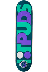 "Plan B Pudwill Chroma P2 7.5"" Deck"