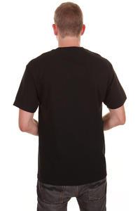 Famous Fuck The System T-Shirt (black white)