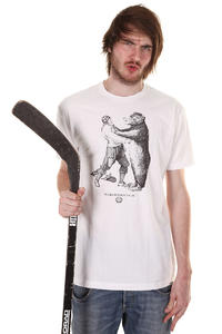 The Berrics Wrong Move T-Shirt (white)