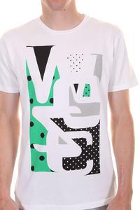 WeSC Puzzle Overlay T-Shirt (white)