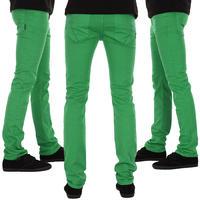 REELL Skin Stretch Jeans (kelly green)