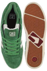 Globe Encore Generation Schuh (rotten apple dirty white)